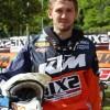 Lutto nel trofeo KTM