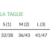 Size chart CALF