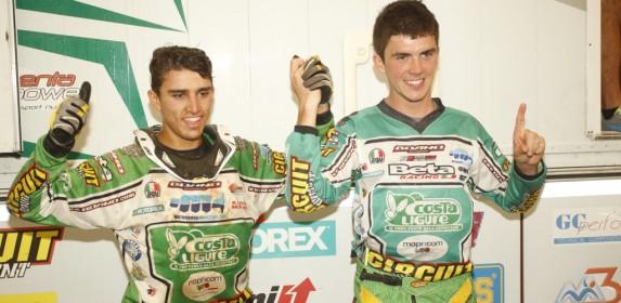 Team Costa Ligure Beta Boano World Champion 2014