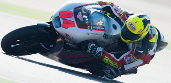 Report Aragon Moto2