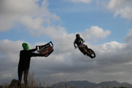 Training Report from Sardinia - Michele Cencioni