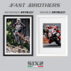 Fast Brothers: il weekend Petrucci