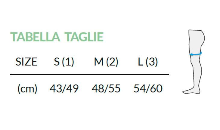 Size chart QUAD