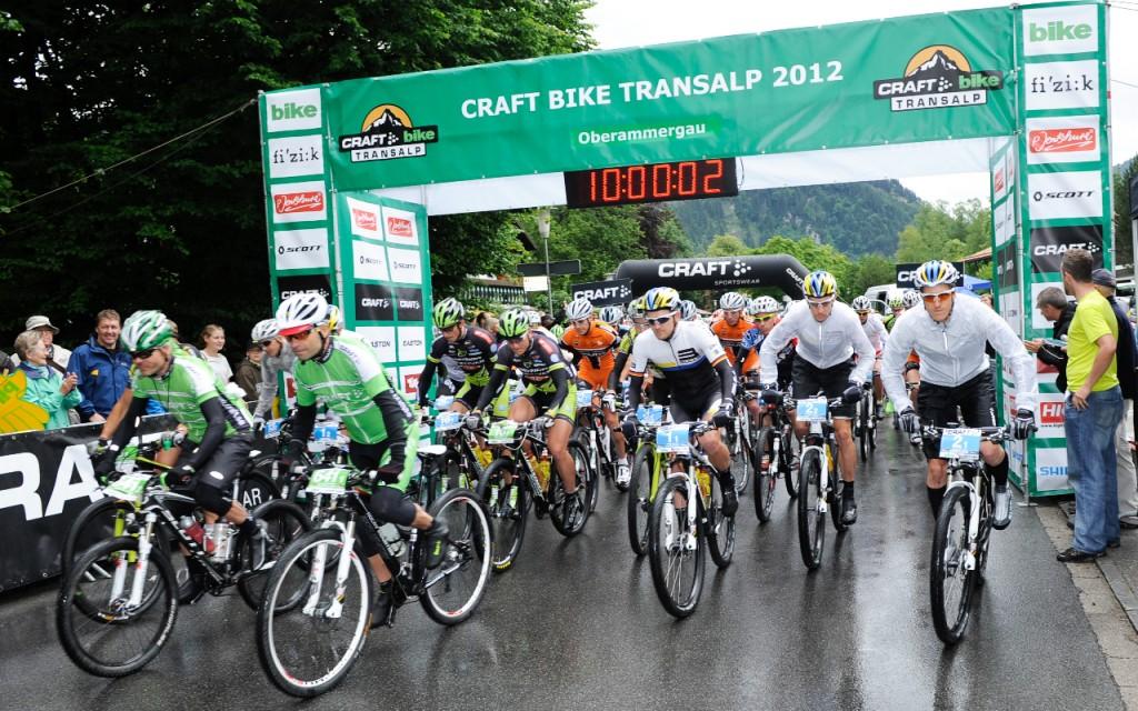 Bike Transalp: vincono gli azzurri Debertolis, Platzgummer e Janes