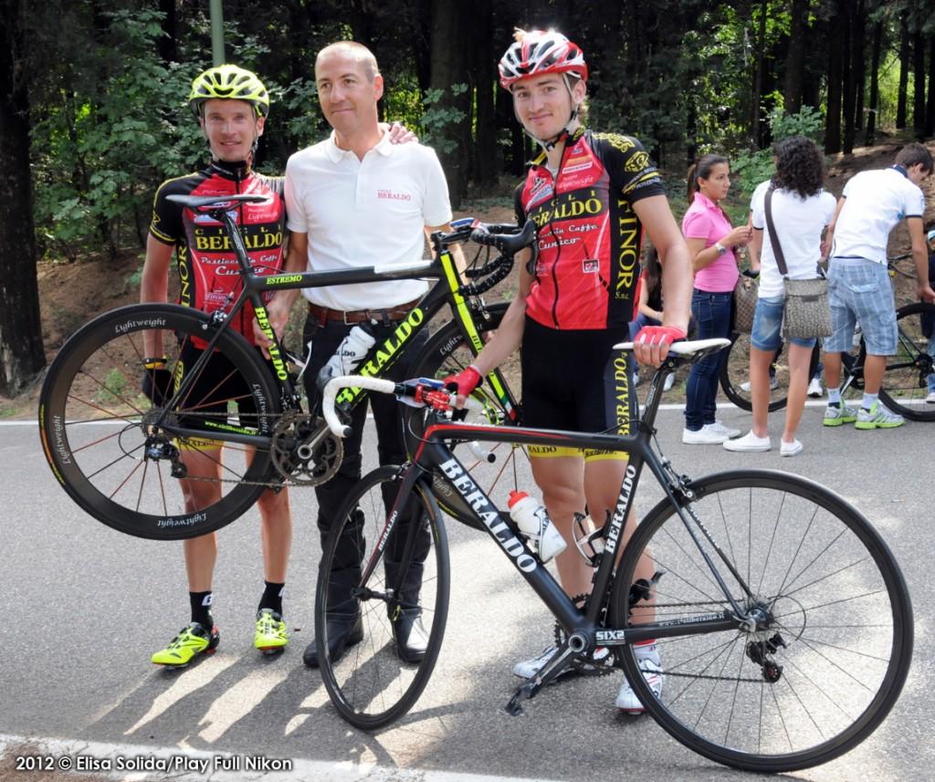 Vittoria di forza alla Granfondo Avesani per Roberto Cunico