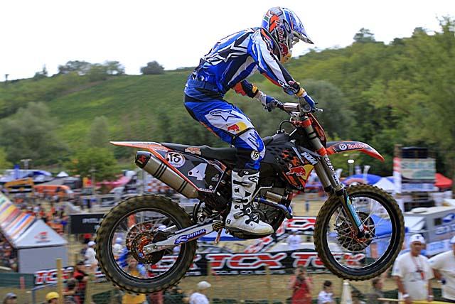 Team M.R.T nella quinta prova del Campionato Italiano Motocross