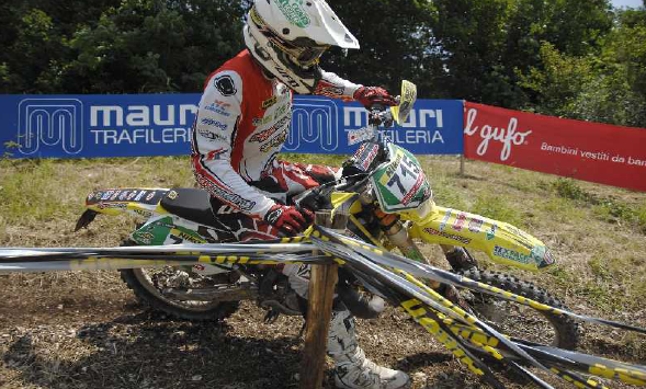 "RigoRacing ""Campionato Italiano Enduro Under23"" round-4"