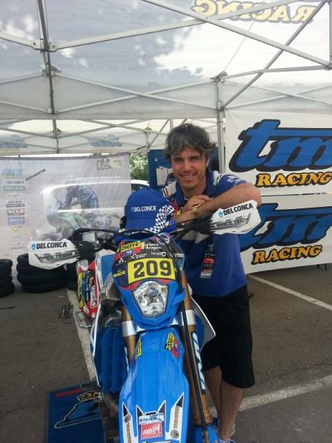 Alex Zanotti conquista la vittoria di classe e il settimo posto assoluto alla Baja Aragon