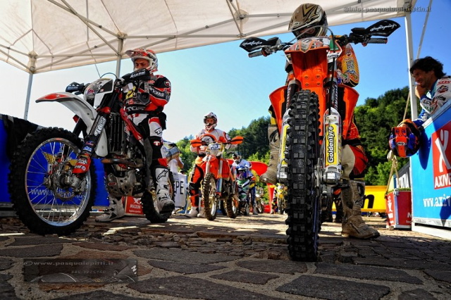 Team TNT al Campionato Italiano Enduro Major