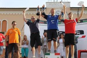 Classifica Assoluta - 3 atleti SIXS sul podio!