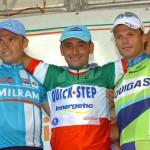 Mirko Celestino secondo italiano strada 2006