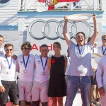 Fantastica Sailing Team - Vittoria 2013