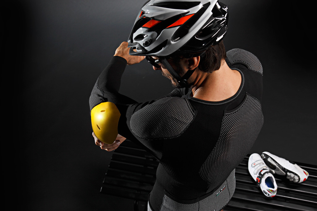 PRO Tech sezione back protection