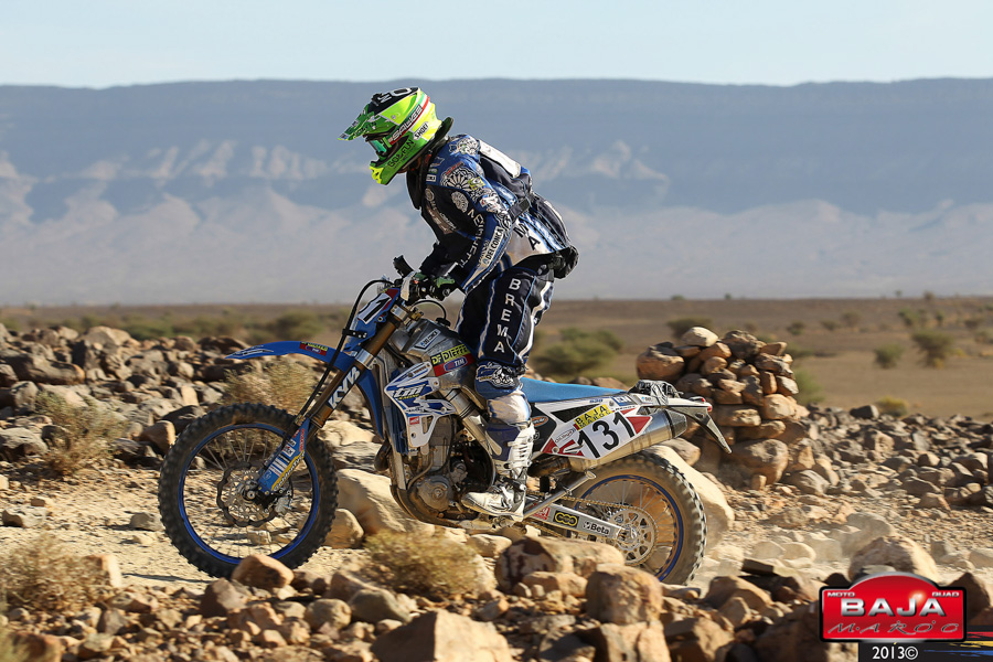 Alex Zanotti Campione del Mondo Baja  per il secondo anno consecutivo