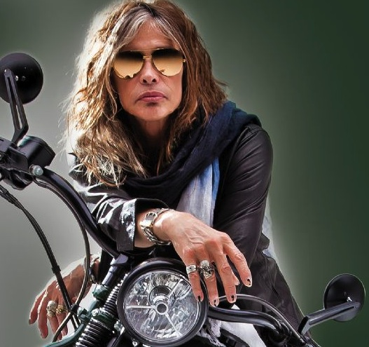 Steve Tyler all'Eicma