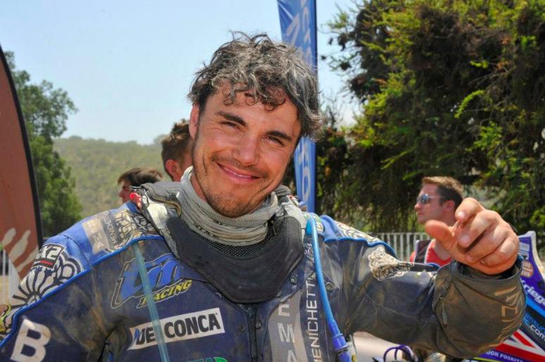 Una nuova TM per la Dakar di Alex Zanotti e Gaetano De Filippo