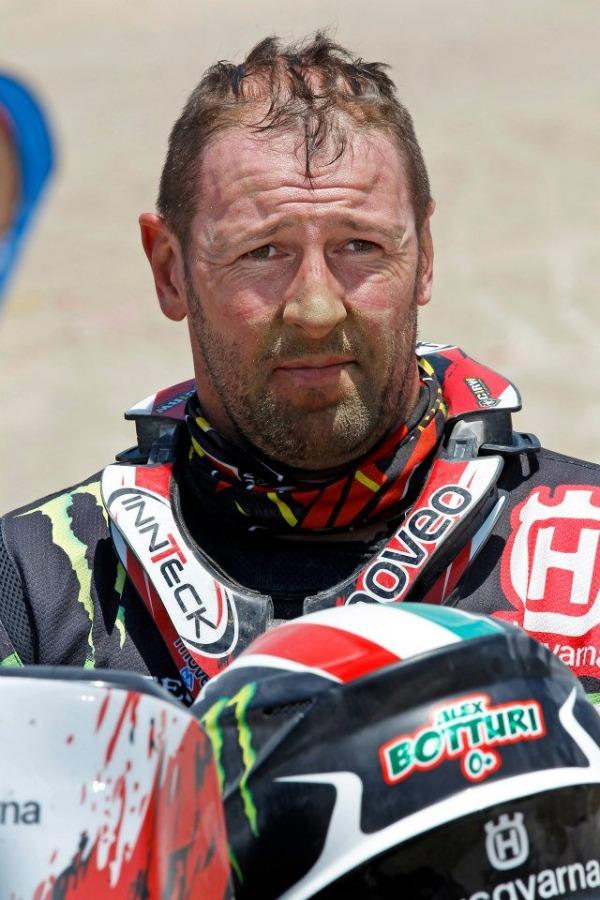 Alessandro Botturi sarà al via della prossima Dakar sudamericana