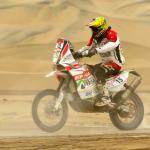 Rally Dakar Sixs 2014