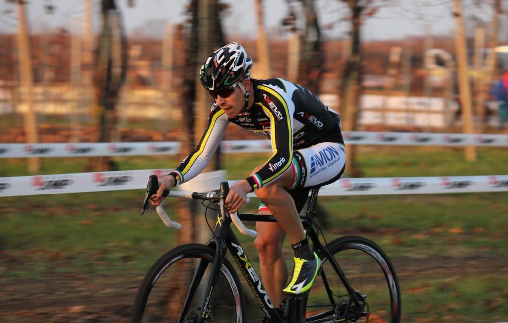 Cristian Cominelli torna al ciclocross e dice