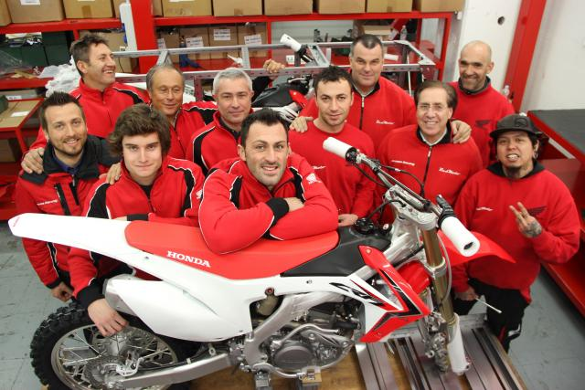 Enduro Mondiale 2014: Alex Salvini con il Team Jolly Racing Zanardo e RedMoto Honda