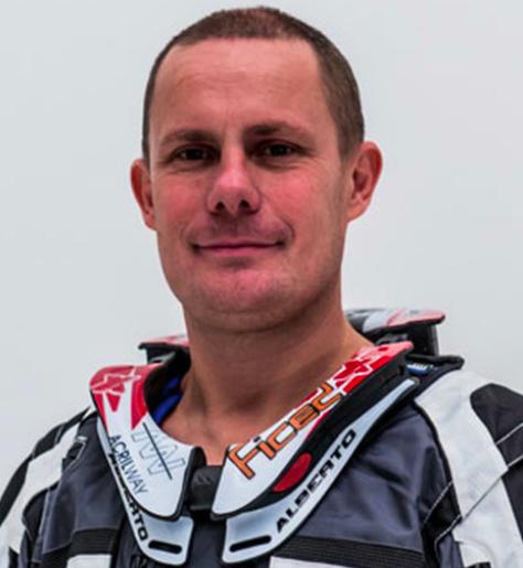 Alberto Brioschi Dakar 2014