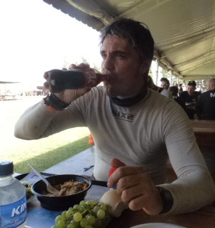 Alex Zanotti e la sua Dakar 2014