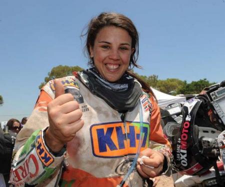 La Dakar habla espanol usted?