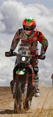Dakar ottava tappa, dopo la Bolivia si va in Cile