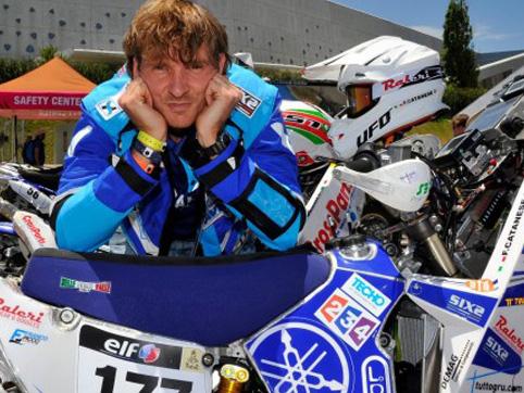 La Dakar di Luca Viglio