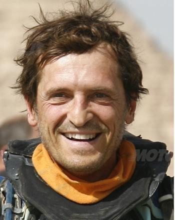 Alla Dakar restano solo Francesco Catanese e Paolo Sabatucci