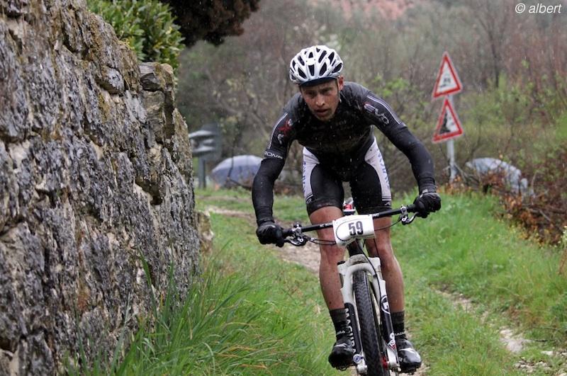 Luca Ronchi giunge 6° a Tregnago