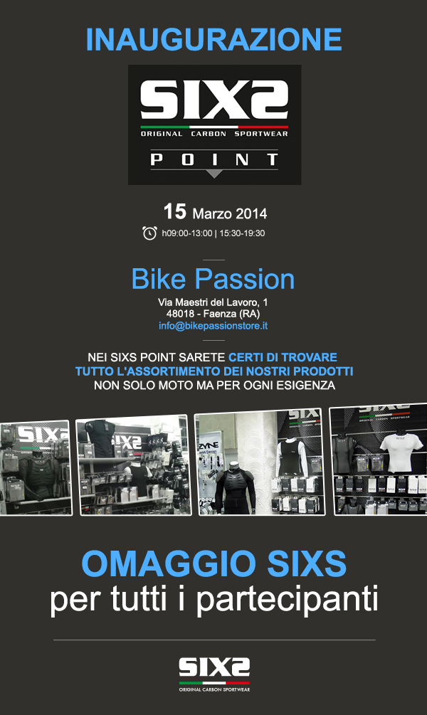 Bike Passion Sixs Point
