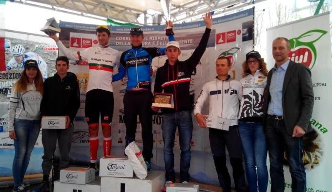 Ancora un podio per il Team Mtb Selle San Marco-Trek