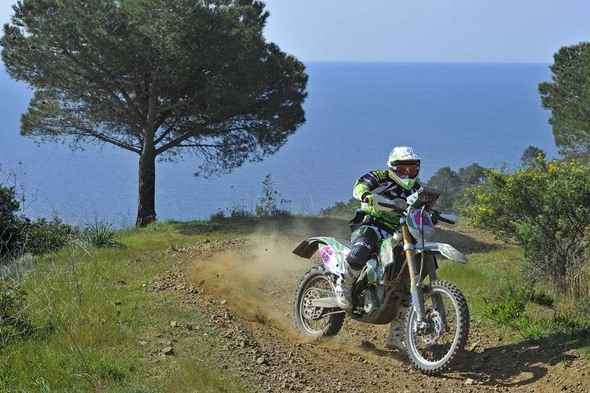 I nostri riders all'Isola d'Elba