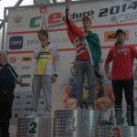 Jacopo Cerutti si laura per la terza volta consecutiva campione italiano