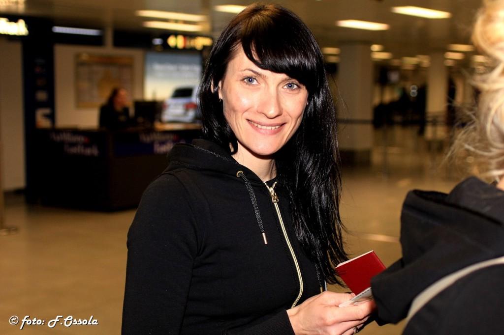 Elena Kuchinskaya resiste tra le big del Tour de San Luis