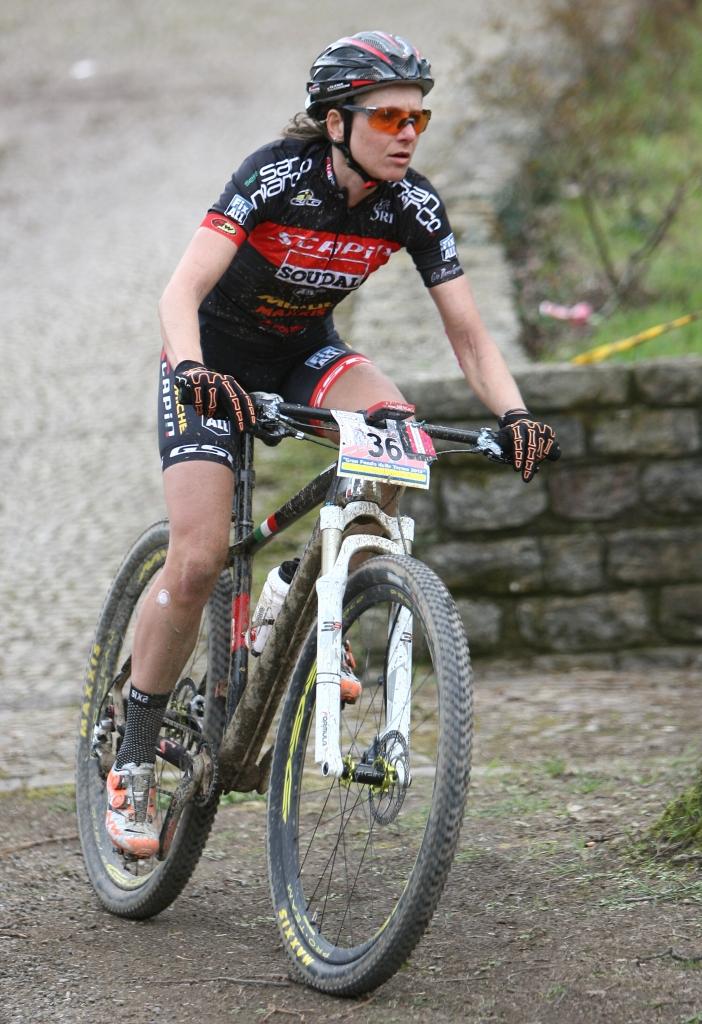 A Montecatini prima vittoria di Elena Gaddoni