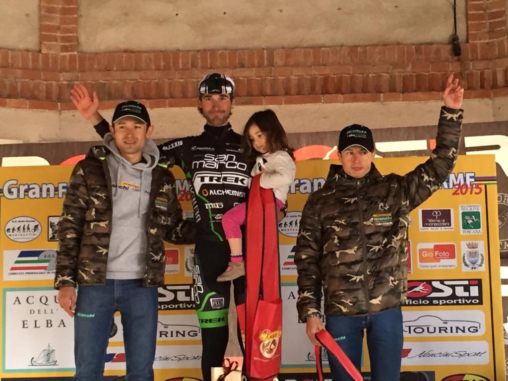 Ivan Alvarez Gutierrez trionfa nella GF DELLE TERME
