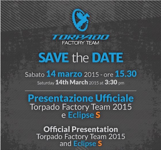 Presentazione Torpado Factory Team