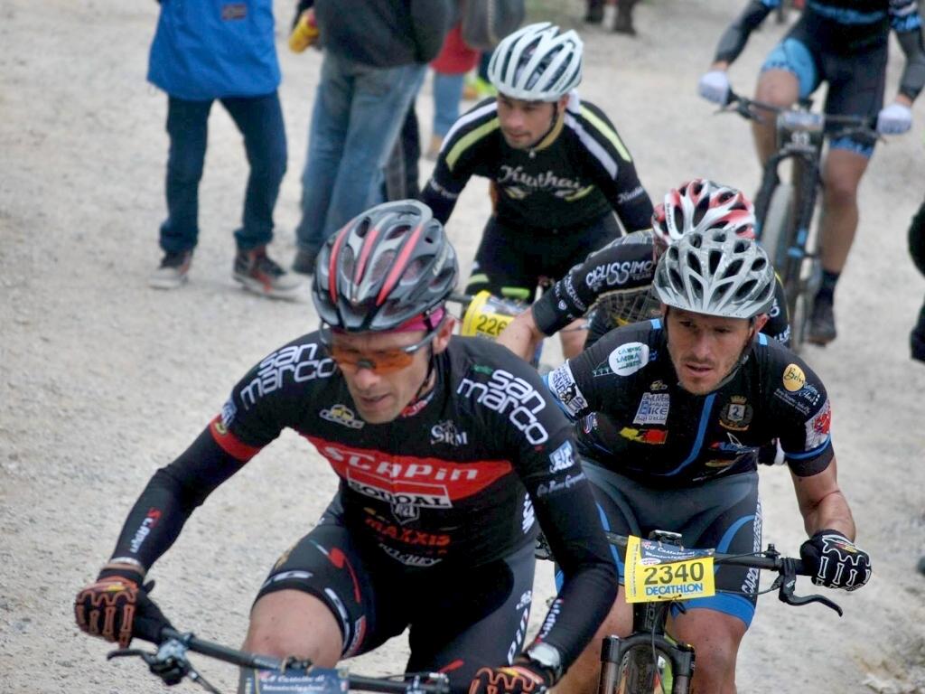 Nicola Morozzi terzo a Monteriggioni