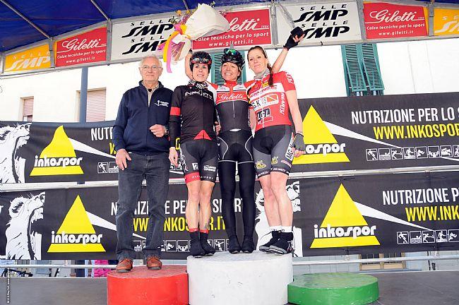 Primo podio per il Team Somec MG.K Vis LGL