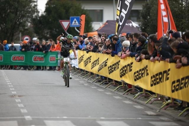 Gaerne MTB Trophy: molto bene Gutierrez, terzo nella prima prova degli Internazionali d'Italia