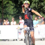 Francesco Bonetto - campione Junior XCO 2015
