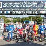 Team Trek-Selle San Marco - partenza mondiale 2016
