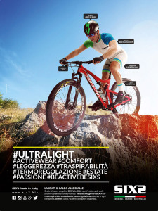 SIXS Ultralight completo MTB