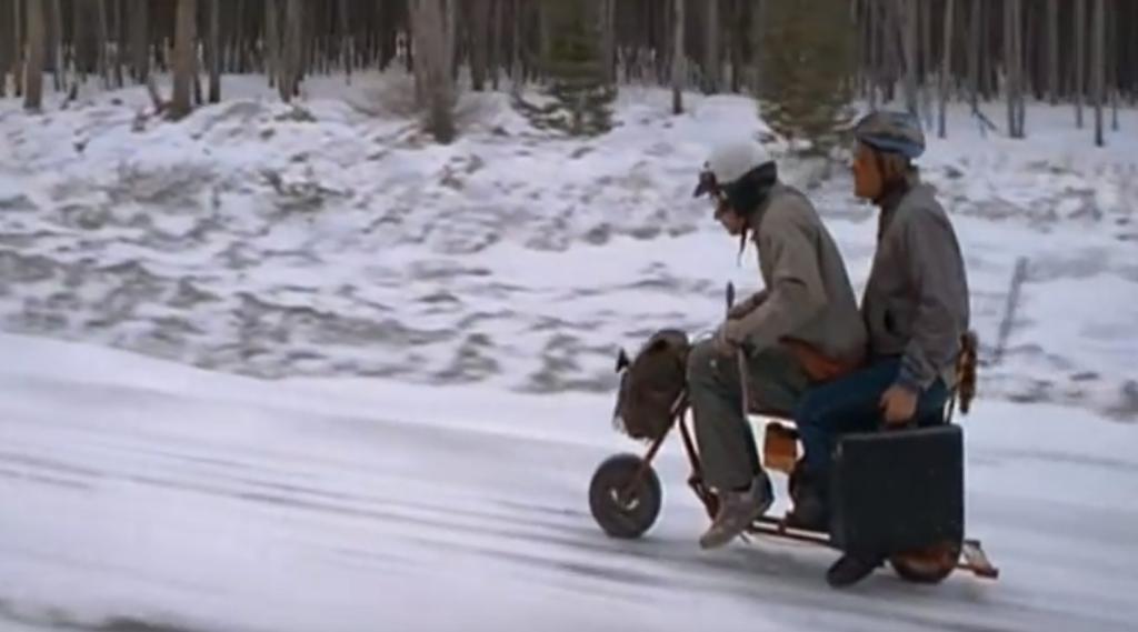 La humedad y frío en moto - No te quedes en casa