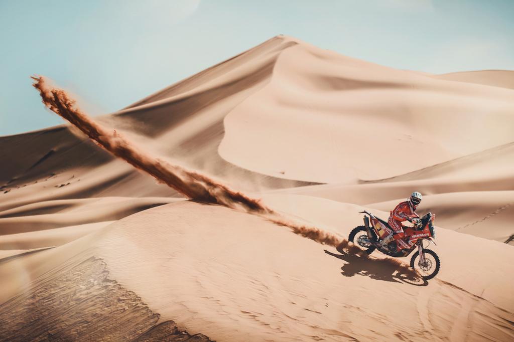 Gerard Farrés con un claro objetivo para el Dakar 2018