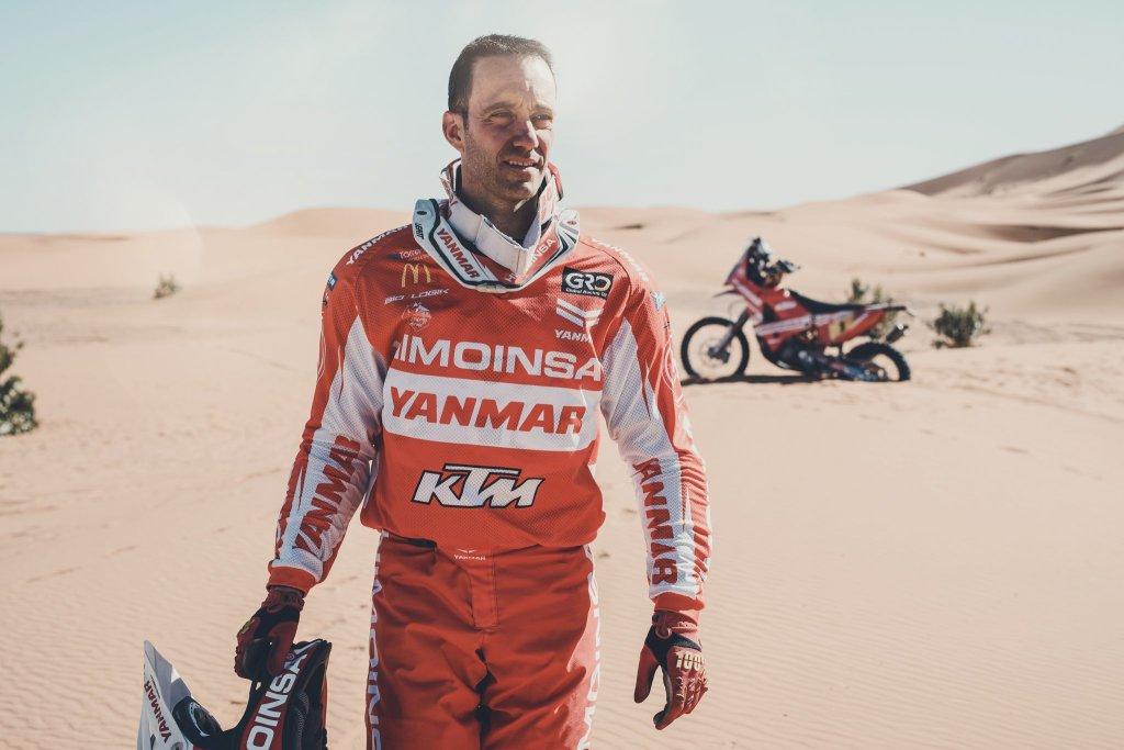 Gerard Farrés: Rumbo al Dakar 2018