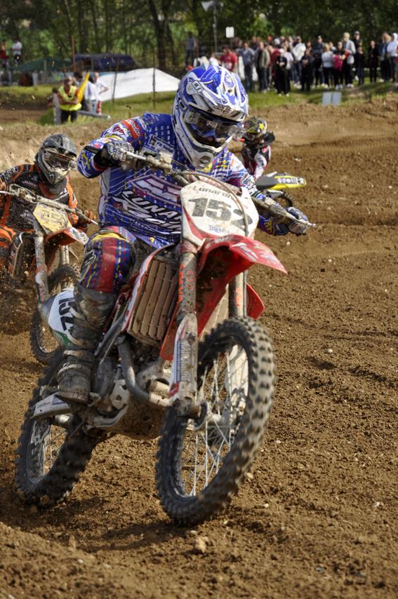 Quarta prova Triveneto Top Rider MX FMI 2012
