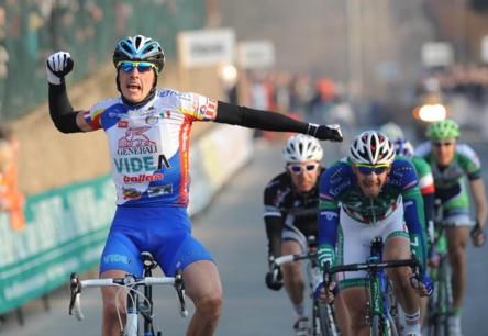 Giro del Friuli: Cavasin subito in maglia fucsia